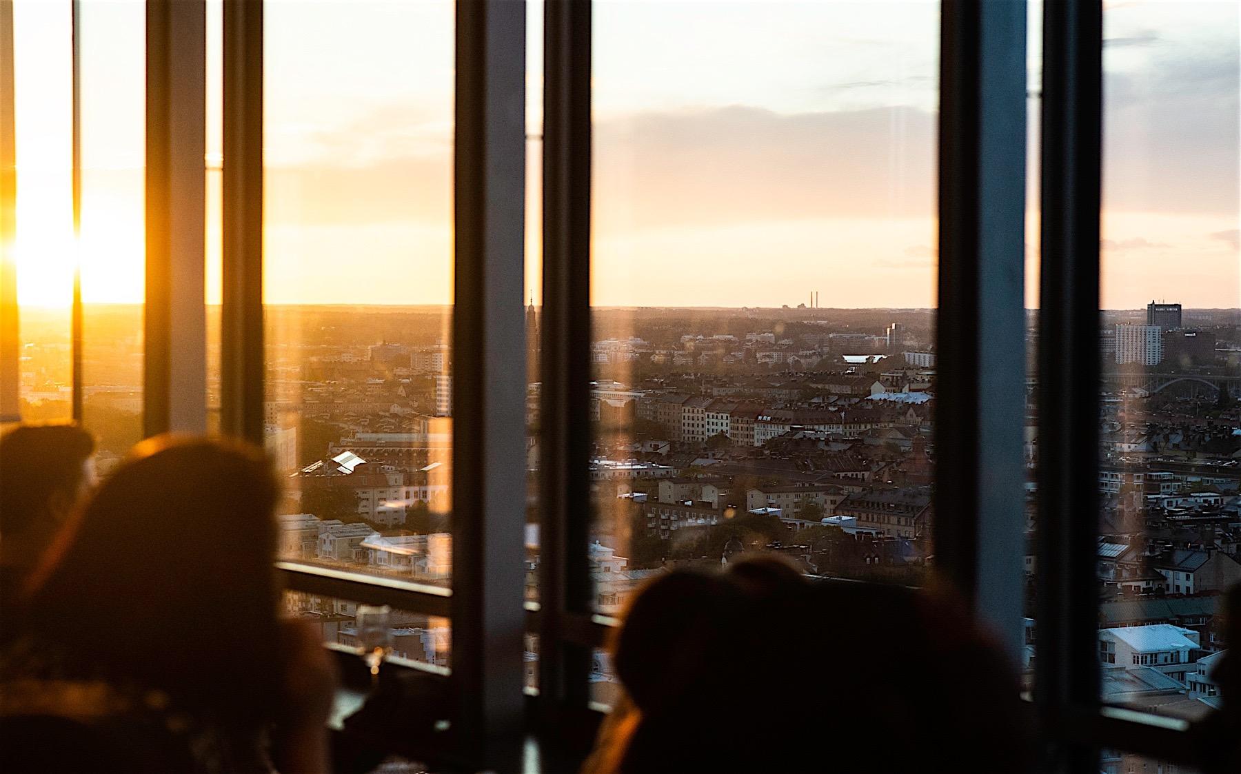 Restaurang Himlen - Skybar och Restaurang på Södermalm